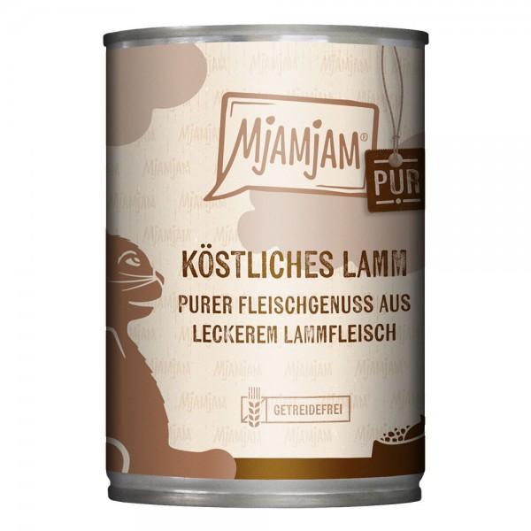 MjAMjAM - Purer Fleischgenuss – köstliches Lamm pur
