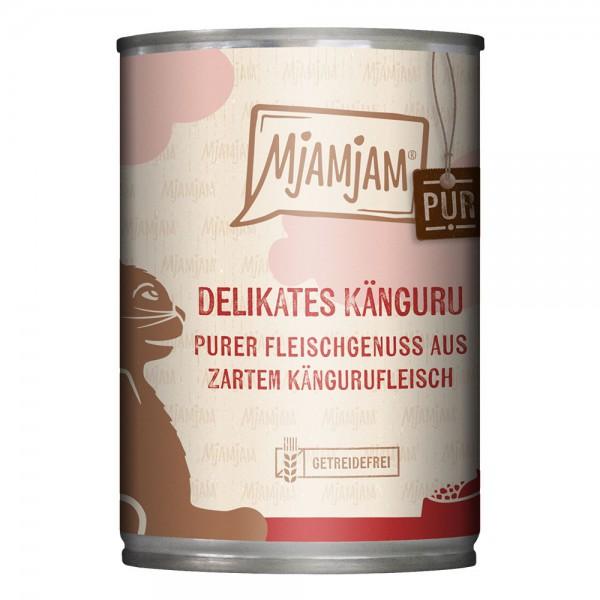 MjAMjAM - Purer Fleischgenuss – delikates Känguru pur
