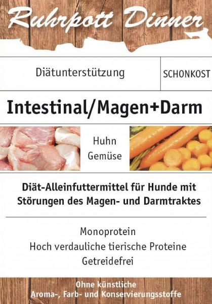 Ruhrpott Dinner Diät Intestinal Magen Darm
