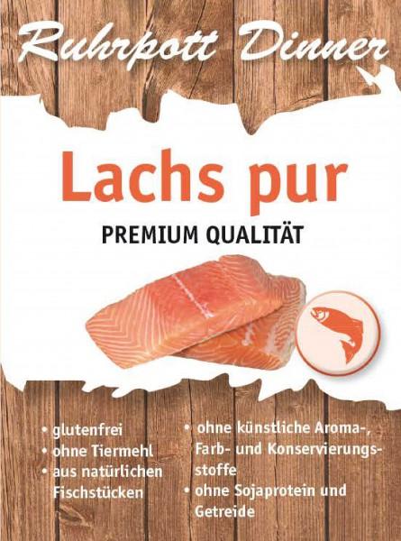 Ruhrpott Dinner Lachs pur