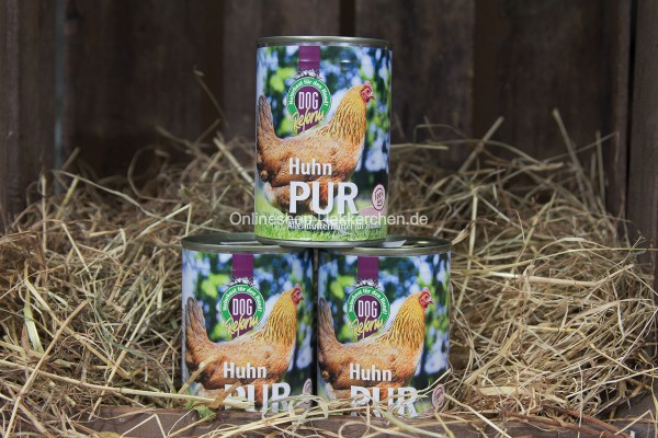 Dogreform Huhn PUR 410g